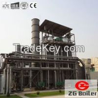 coking dry quenching waste heat recovery boiler