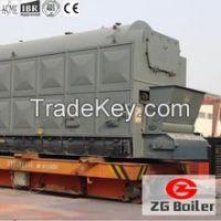 SZL biomass fired boiler for sale