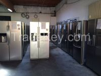 American Side By Side Refrigerators Factory Returns (New Models, All In Good Condition)