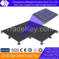 OA500 Concrete Core Steel Raised Floor