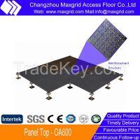 OA600 Steel Bare Finish Floor