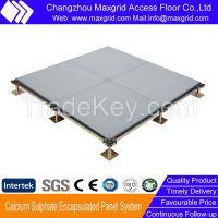 Encapsulated Calcium Sulphate Access Floor