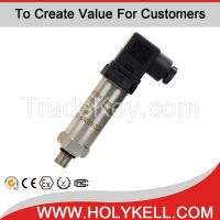 Holykell 0-200 Bar 0.5% to 0.1%FS gas/water/oil pressure sensor/transudcer/transmitter