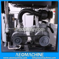 25hp 8 bar belt driven air cooling screw air compressor