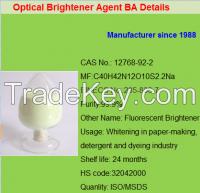 Optical Brightener Agent OBA