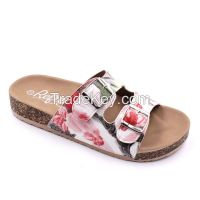 RMC Double Strap Open Toed Sandals For Women