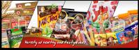 Cereal Milk (250ml), Milk Shake Fruits (250ml), Instant Coffee, Tea, Cereal, 3 in 1 beverages, Coffee Tea Cereal Powder, Jelly Juice