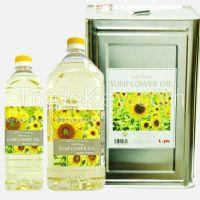 BONA Cooking Oil Brand / Refined Bleach Deodorised Sunflower Oil