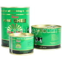 High Quality Pure Vegetable Ghee / Pure Butter Ghee Tin