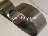 factory price titanium foil, high purity titanium foil, titanium alloy foil