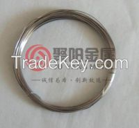factory price niobium wire, high purity niobium wire