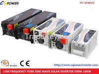 1000W Power Star Pure Sine Wave Solar Inverter with Universal Type