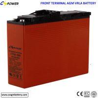 Telecom Battery Front Access Terminal Battery Communication Battery 12V100ah