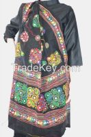 Hand Embroidered  Kutch Dupatta
