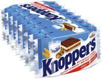 Knoppers storkch,ferero rocher,Kinder Bueno, Snickers, Mars Chocolate, Twix, Kitkat, Bounty, Nutella