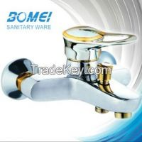 Gold Plated Bath Mixer (for Afrian and Middle East)