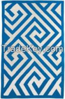 Printed Cotton Rug