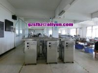 automatic induction sealing machine(aluminum foil)