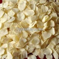 Dried garlic flakes, split garlic, the Chinese factory, HOT SALE
