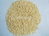 Dried garlic granules for food spices with the factory's price