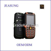 keypress waterproof mobile phones, Dual card dual standby, Bluetooth, FM radio