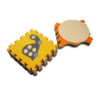 educational soft toy eva material baby changing mat