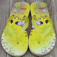 hot summer beach eva cutting slipper