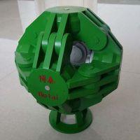Synthetic diamond cubic press