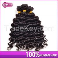 Factory Selling Lower Price 6A Grade 3pieces/lot 100% Human Hair Weave