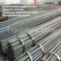 hot sale tangshan steel rebar deformed steel bar good price