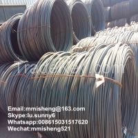 steel wire rods supply tangshan hebei wire rods
