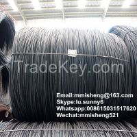 steel wire rods hot rolled steel wire for making nail