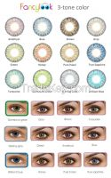 High quality contact lens color contact lenses