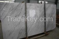 Volakas Marble Polished Slabs, Greece White Marble Tiles & Slabs