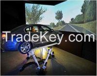 6 DOF Motion Driving Simulator - Car