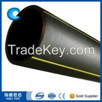 dn20-630mm GB stabdard HDPE gas pipe and pipe fitting