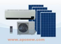 Portable Split Mounted 100% Solar Powered Air Conditioners with High Quality