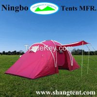 Manufacture various camping tents and family tents