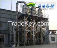 Four Effect FC Type Continuous Evaporative Crystallizer