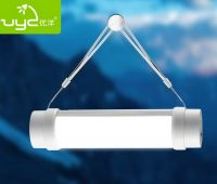 2015 Hot Sale Portable Emergency Rechargeable Magnetic Camping Light