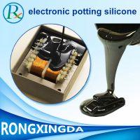 Waterproof self addhesive electronic potting silicone