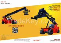 Hot sale empty container forklift truck for long material with CE