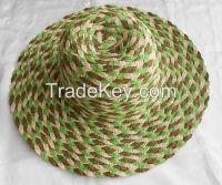 fashion paper straw lady summer hats beach hat