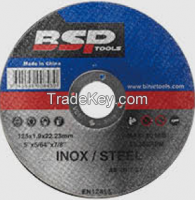 Abrasive Disc 1.6-2.0mm cutting off disc  Fe/S/Cl� 0.1%