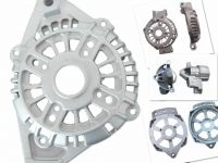 alternator housing in aluminum alloy die casting