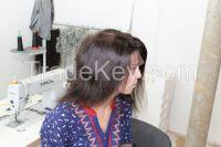 Uzbek Wig Hair - Uzbekskie Pariki Volosi