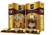 Instant coffee cappuccino HAZELNUT