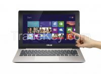 ASUS VivoBook X202E-DH31T 11.6-Inch Touch Laptop (1.8 GHz Core i3-3217U, 4 GB DDR3 ,500 GB, Windows 8