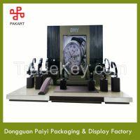 2015 Hot Sale Luxury acrylic watch display stand/Rack Dongguan Product