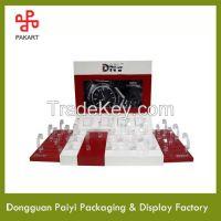 High Quality New Fashion Acrylic Watch display Stand/Rack Dongguan